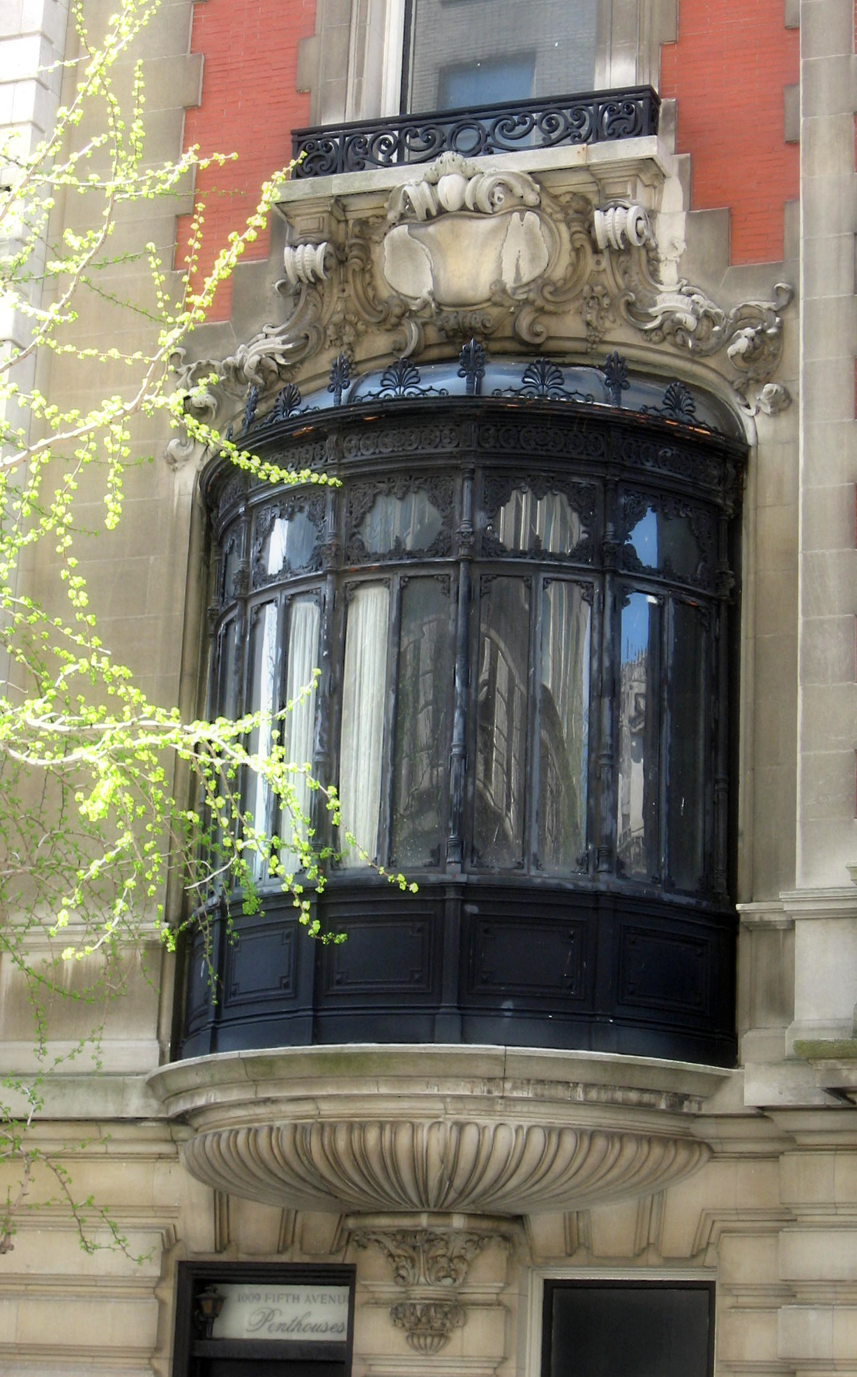 My favorite things brownstone windows on the upper west for Window upper design