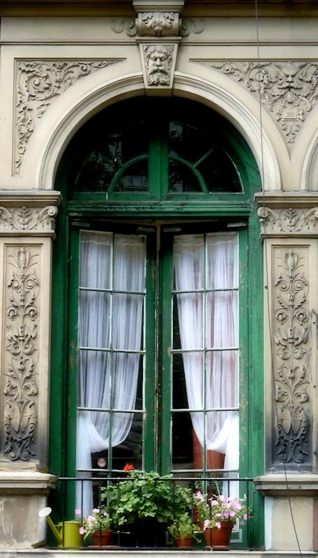 My Favorite Things Brownstone Windows On The Upper West