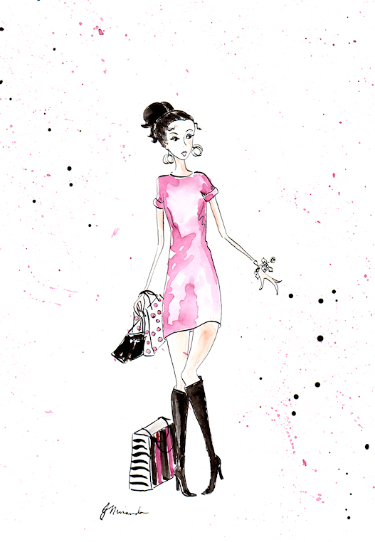 The Fashionomist The Hemline Index: Josephine – The Fall Fashionista