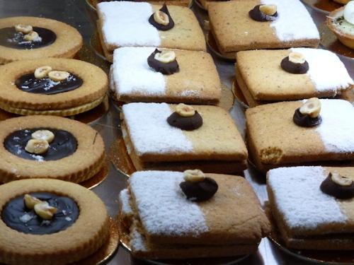 More Italian cookies at Eataly, photo taken by Joana Miranda