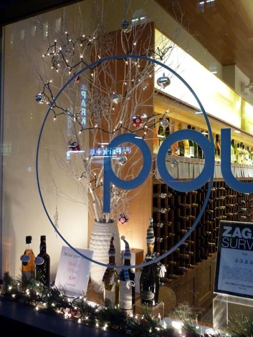 Photo of Pour Wine store on Upper West Side, taken by Joana Miranda