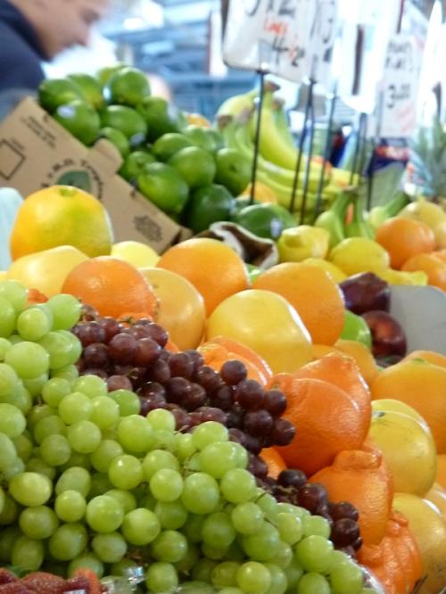 Photo of citrus fruit, taken by Joana Miranda
