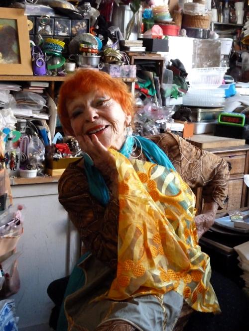 Photo of Ilona Royce-Smithkin, taken by Joana Miranda