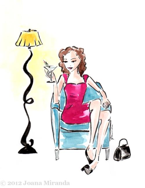 Long Day's Reward - Whimsical Illustration by Joana Miranda