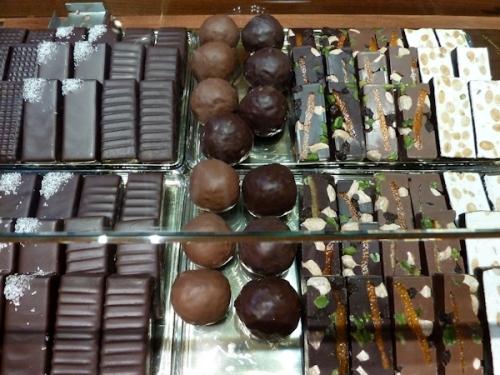 chocolate jewels