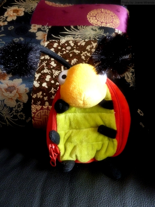 ladybug stuffed animal