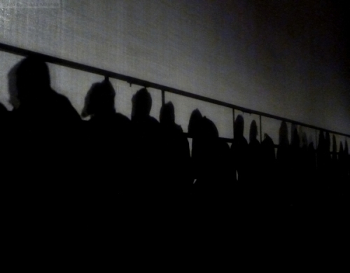 shadows in the choir