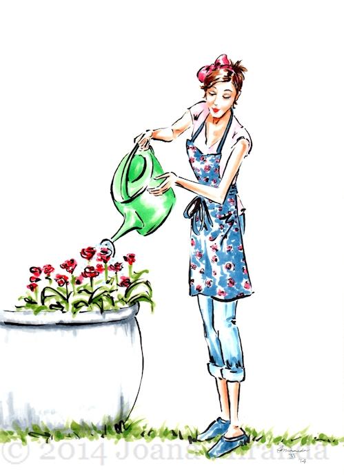 The Happy Gardener for Blog