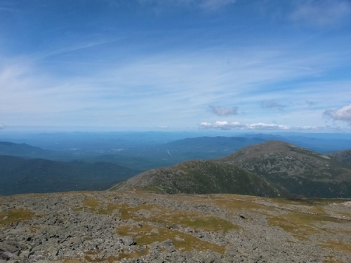 top of Mount Washington