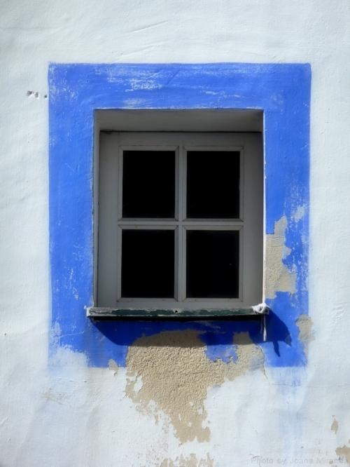 Obidos window