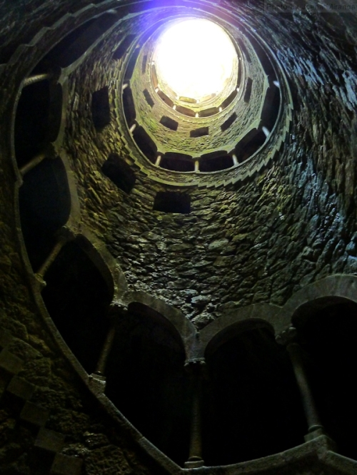Well at Quinta Regaleira