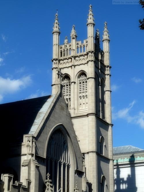church on Central Park West