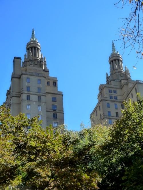 NY City castles in the sky