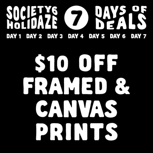 Society6 Holidaze day 2