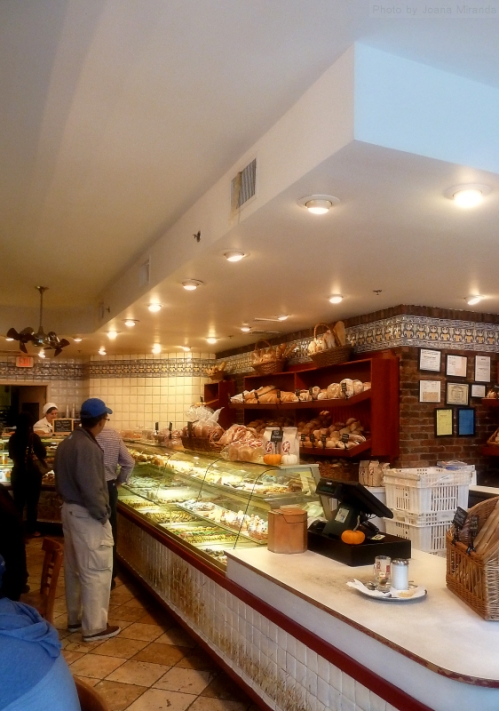Teixera bakery in Ironbound District