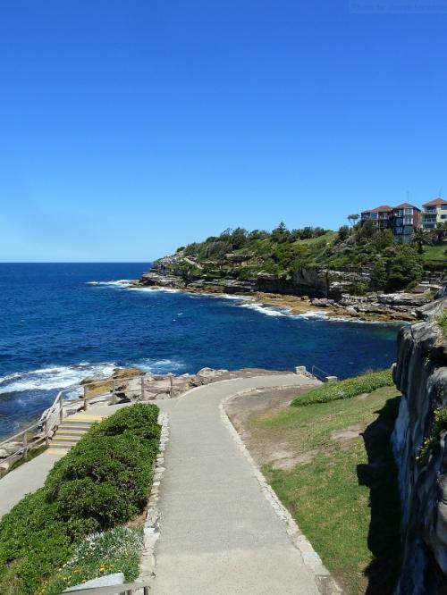 Coastal Walk path