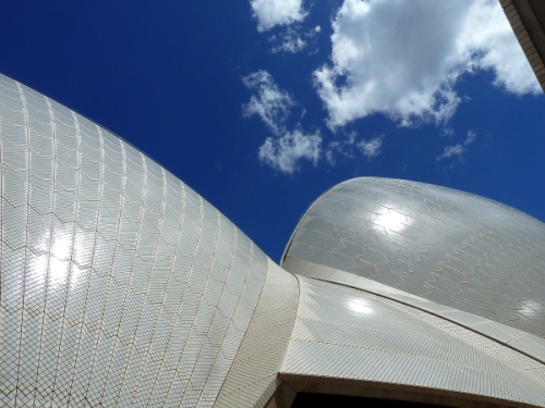 Roofs of the Sydney Opera House