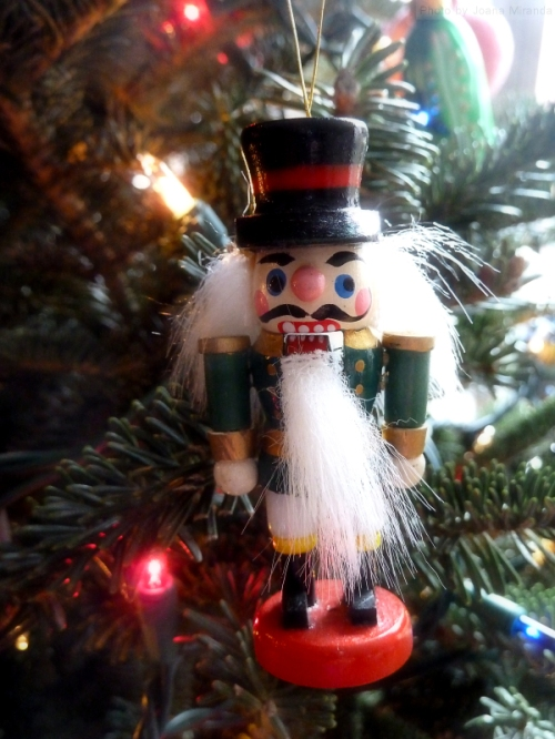Little Nutcracker ornament