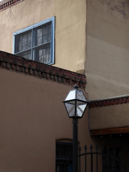Santa Fe lantern