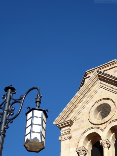 St. Francis Church in Santa Fe