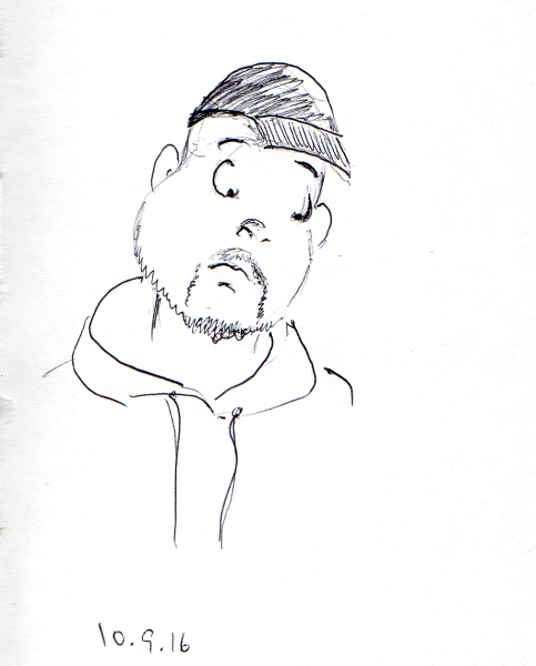 cartoon-quick-sketch-of-man-with-baseball-cap