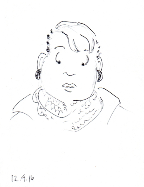quick-ball-point-pen-sketch-of-light-skinned-woman-with-short-hair