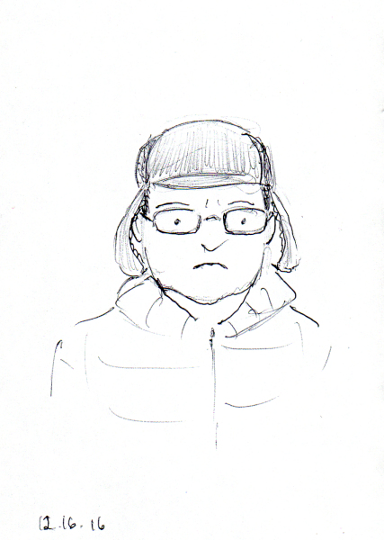 quick-sketch-of-man-wearing-hat-with-ear-flaps