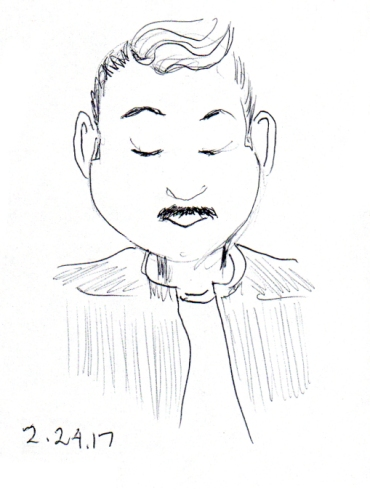 cartoon-sketch-of-man-with-little-mustache